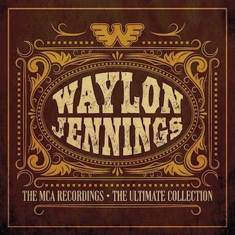 ウェイロン・ジェニングス/ザ・MCAレコーディングズ(2CD)