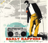 V.A./ Early Rappers (Soul/Blues/Jazz/Rock/Reggae)